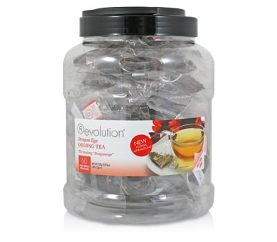 60ct Re-usable PET Container