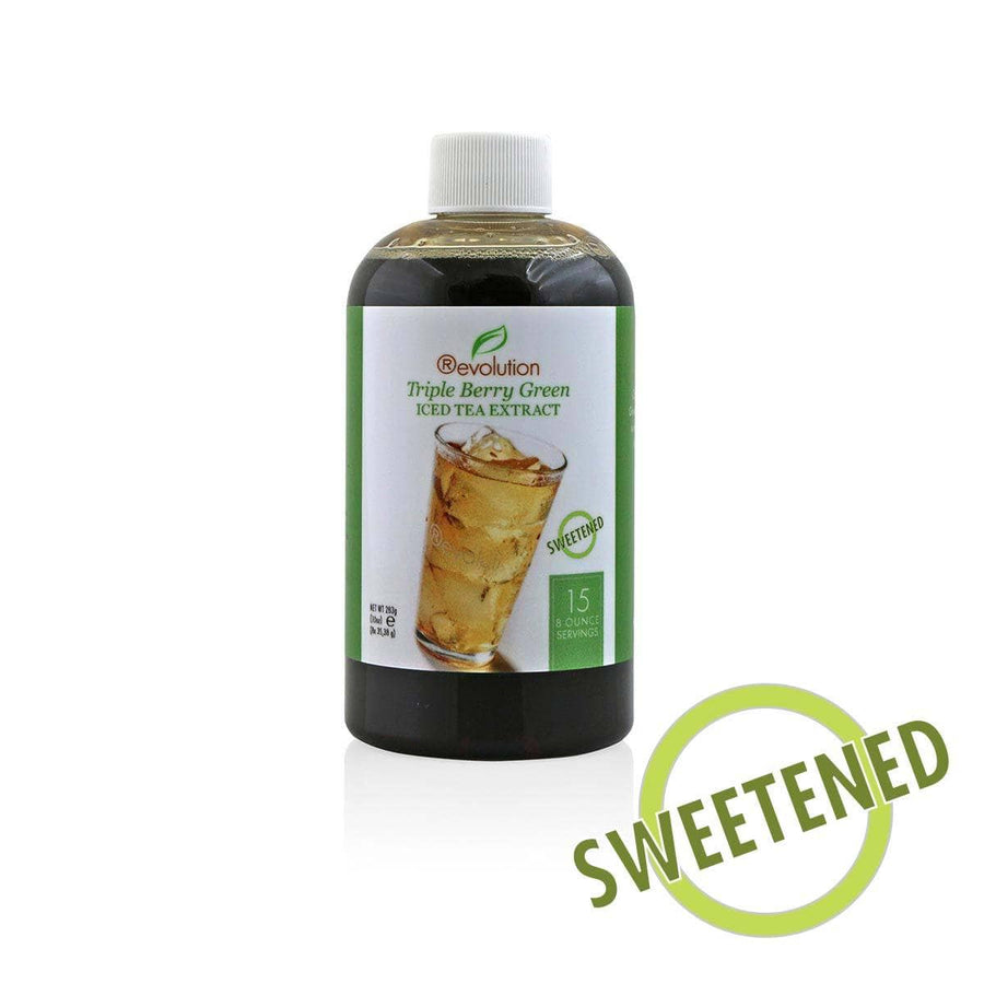 Triple Berry Green Iced Tea Extract