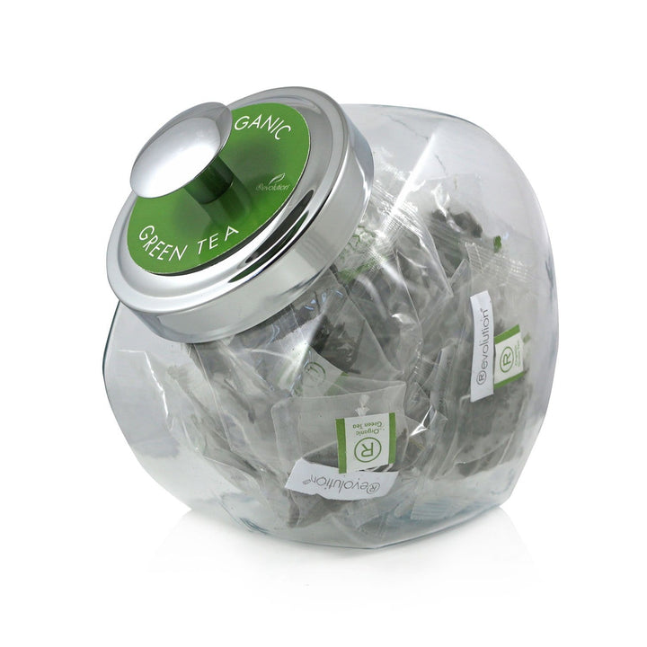 Organic Green Tea 20 Count Jar