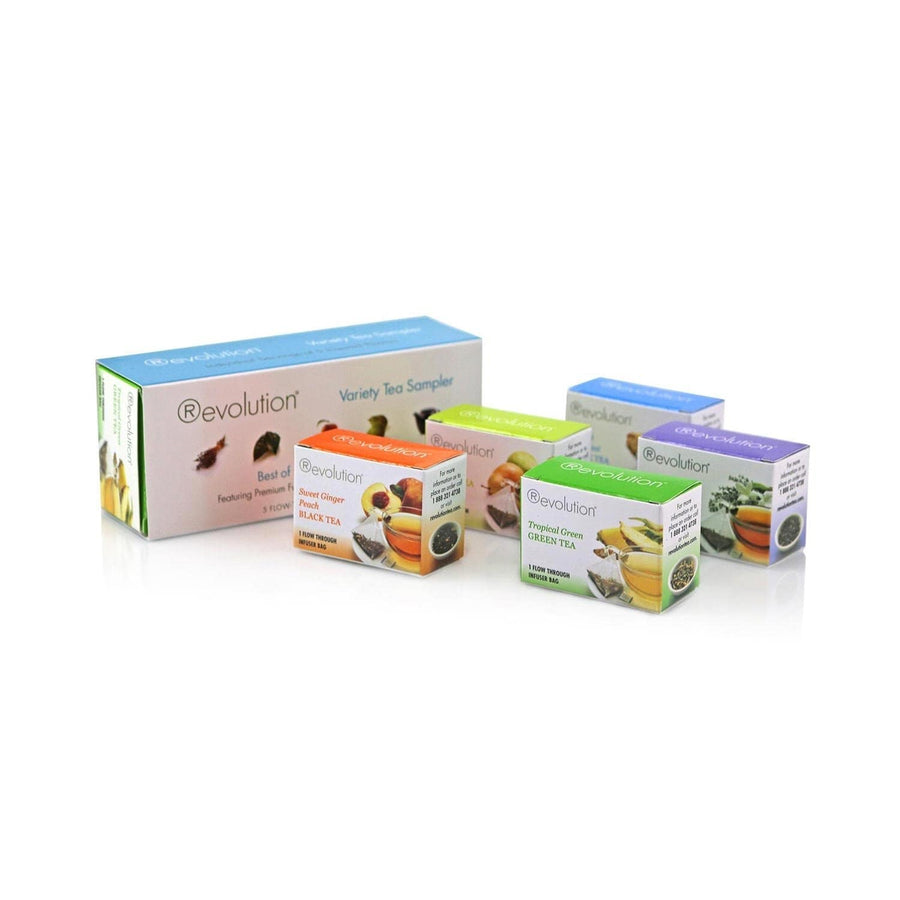 Revolution Tea Best of the Best Collection - 5 Count Sampler