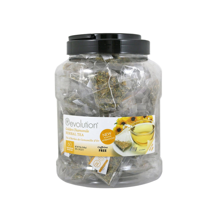 Golden Chamomile Herbal Tea 60 Count