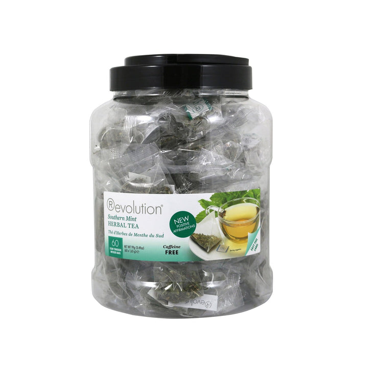 Southern Mint Herbal Tea 60 Count