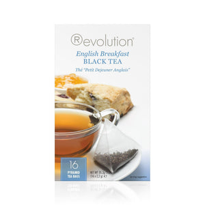 English Breakfast Black Tea 16 Count