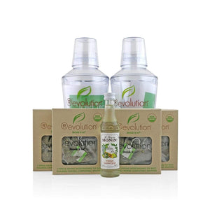 Organic Decaf Mint Mojito Bundle with Shakers