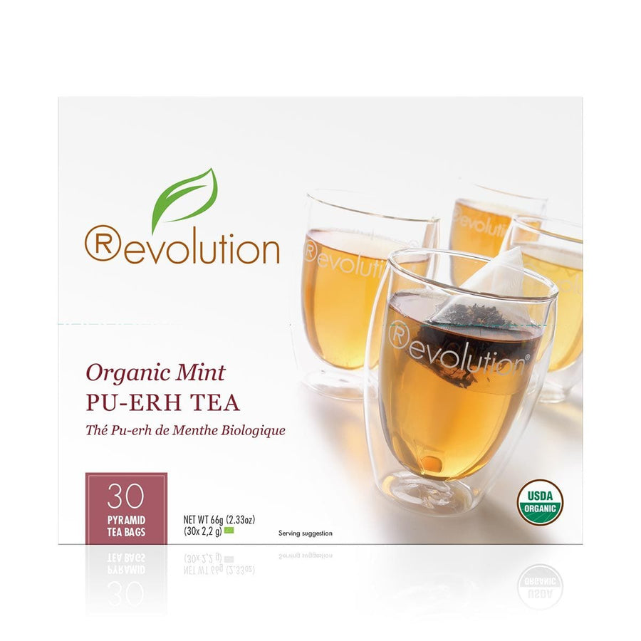 Mint Pu-Erh Tea 30 Count