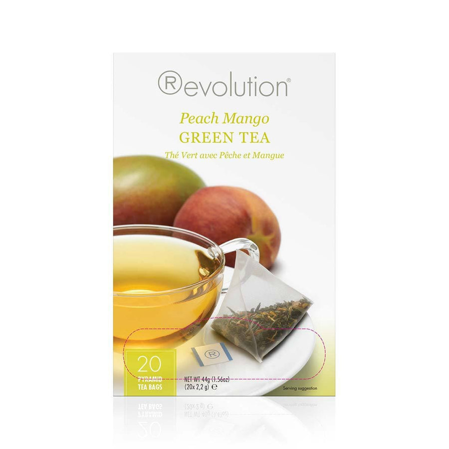 Peach Mango Green Tea 20 Count