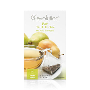 Pear White Tea 16 Count