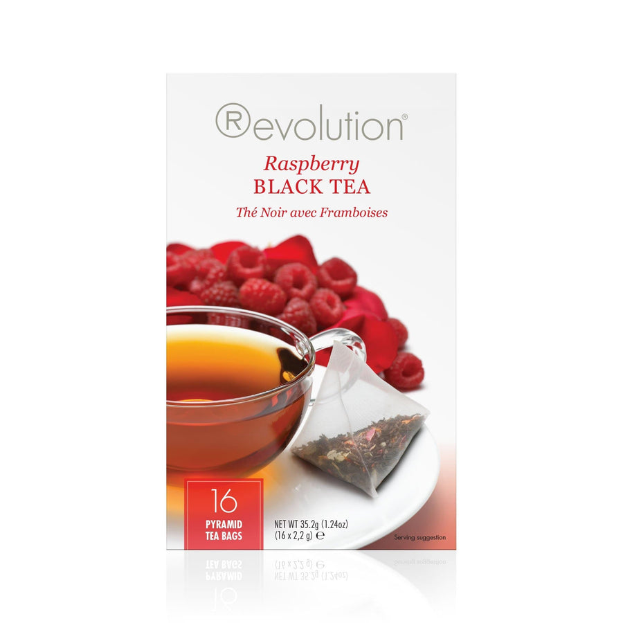 Raspberry Black Tea 16 Count