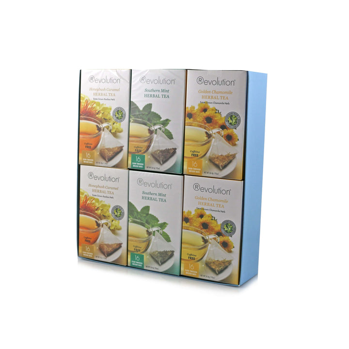 Revolution Herbal Variety Gift Pack