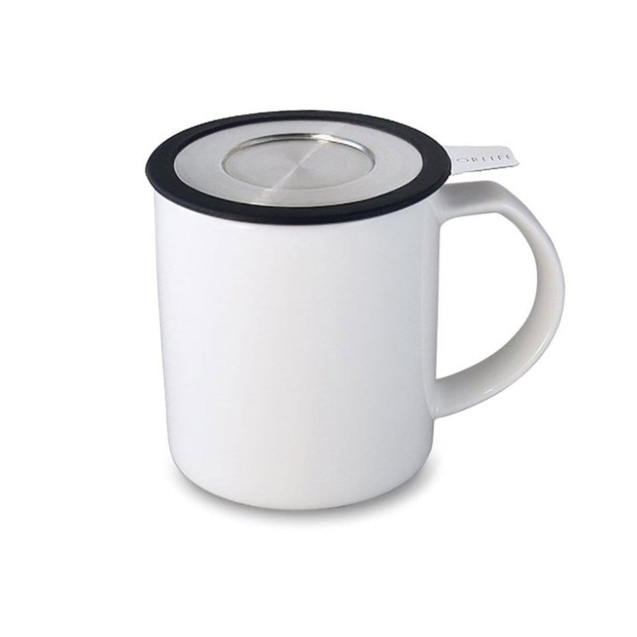 WholeLeaf Brew-in-Mug with Infuser & Lid