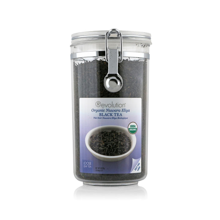 Organic Nuwara Eliya Black Tea Loose Leaf Jar