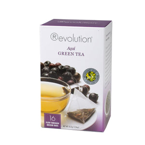 Revolution Acai Green Tea