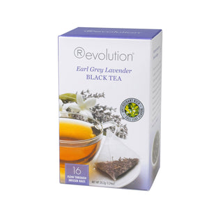 Revolution Earl Grey Lavender Black Tea