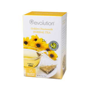 Revolution Golden Chamomile Herbal Tea
