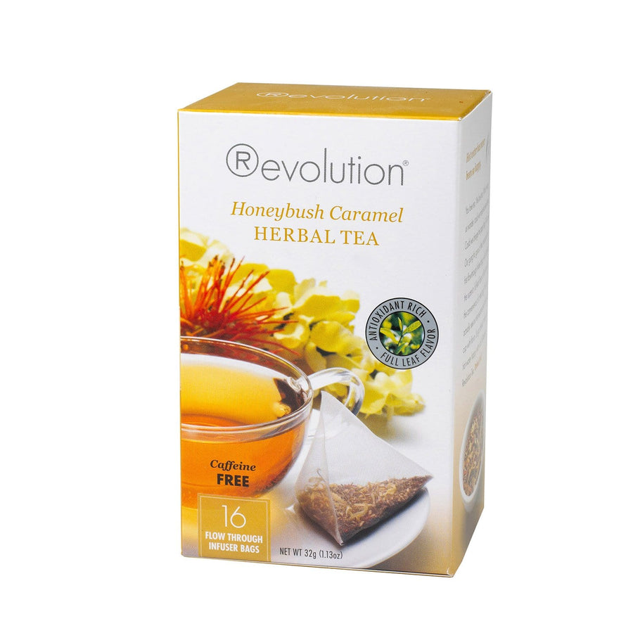 Revolution Honeybush Caramel Herbal Tea