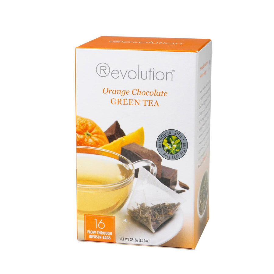 Revolution Orange Chocolate Green Tea