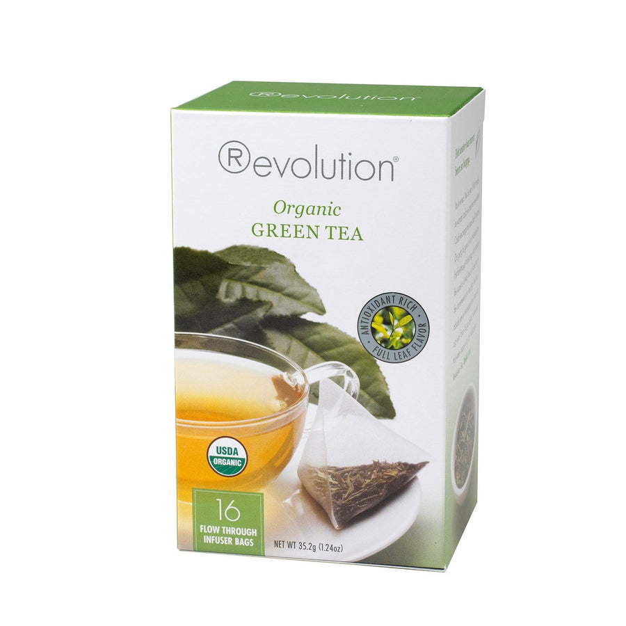 Revolution Organic Green Tea