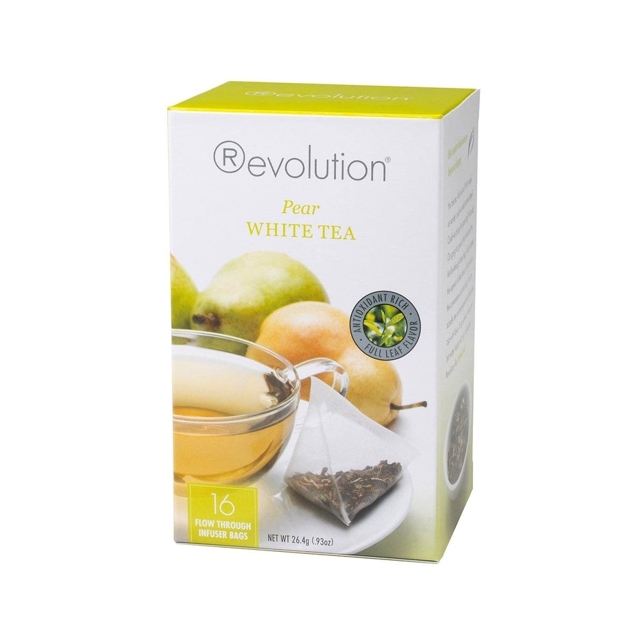 Revolution Pear White