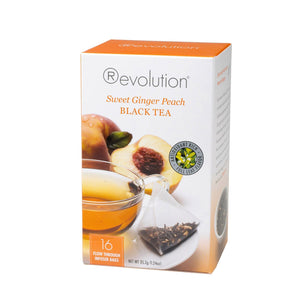 Revolution Sweet Ginger Peach Black Tea