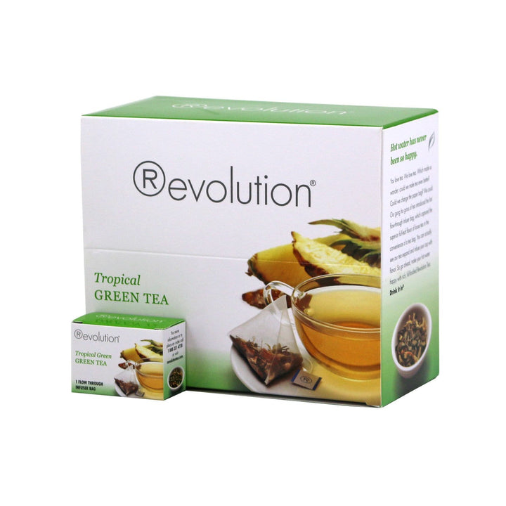 Tropical Green Tea 30 Count