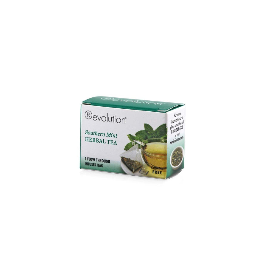 Southern Mint Herbal Tea 30 Count