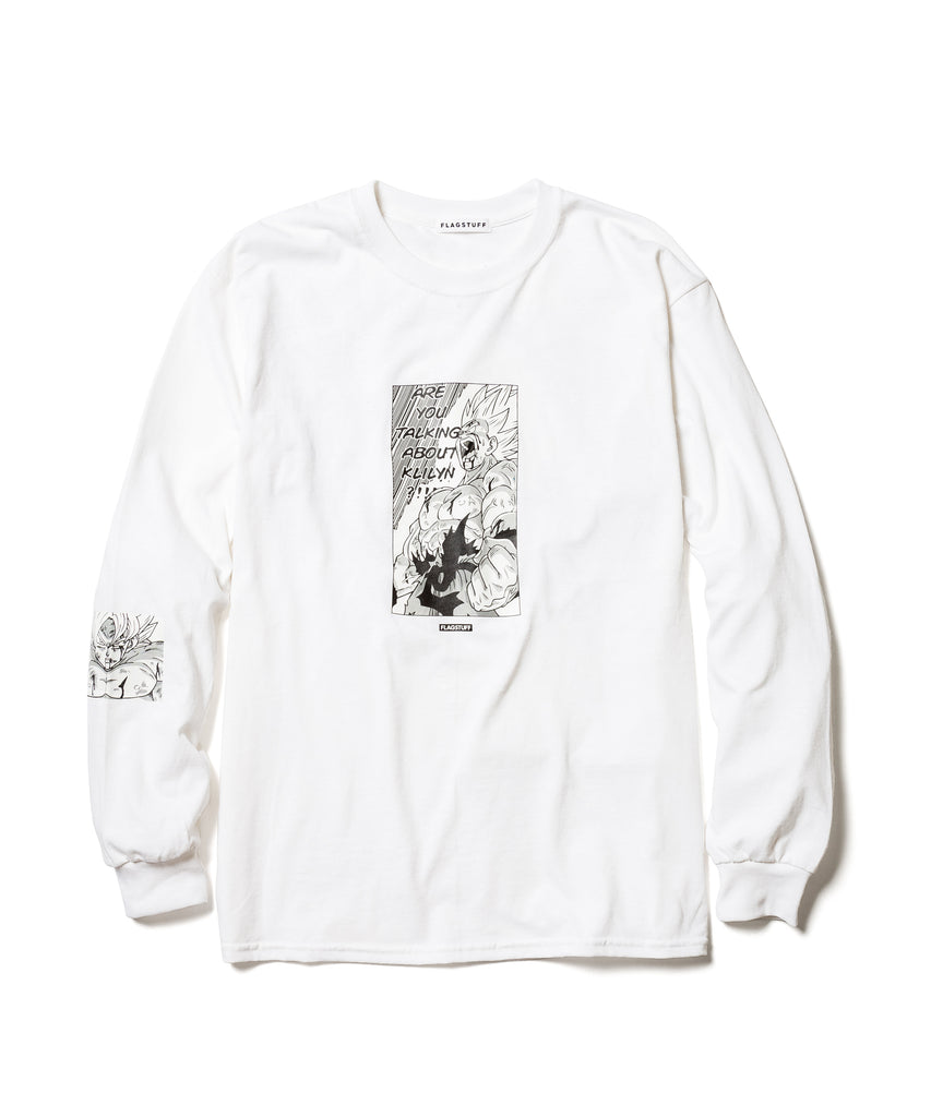 "Flagstuff ""Super Saiyans"" Long Sleeve Tee"