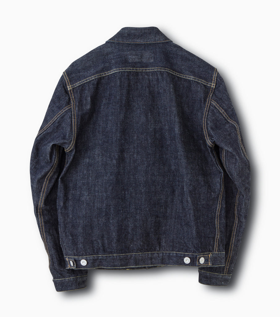 "PHIGVEL MAKERS & Co. ""Jean jacket"" Indigo"