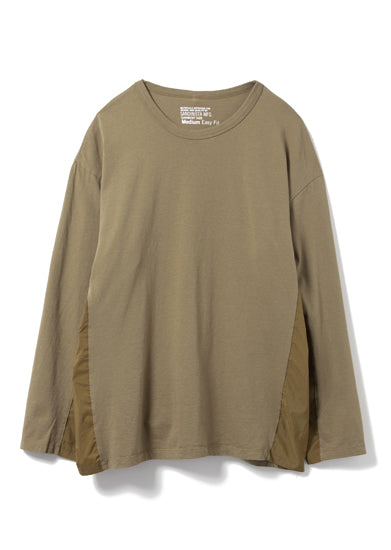 "Sandinista MFG ""Work out L/S Tee"" Khaki"