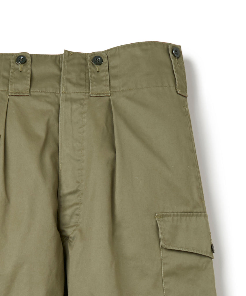 "Bedwin & The Heartbreakers ""Raven 10/L Belgian Army Cargo Pants"""