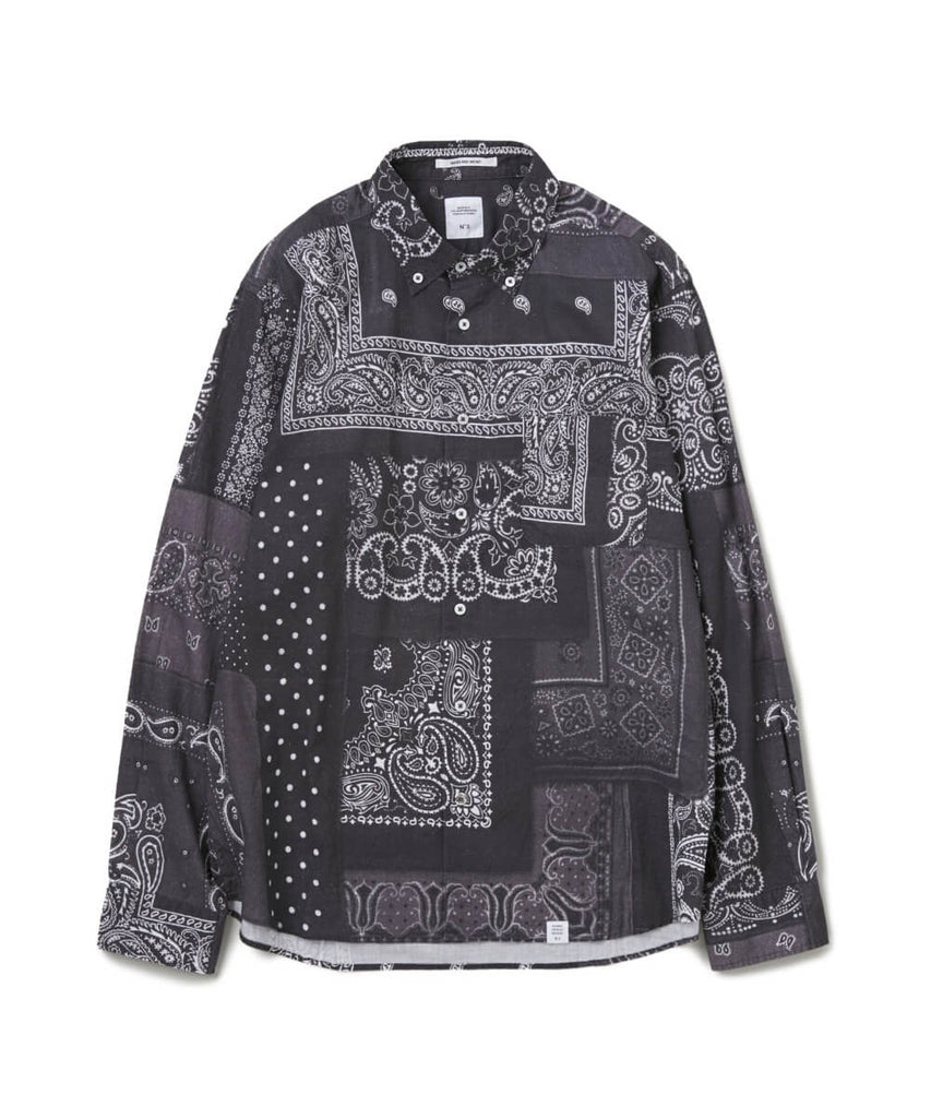 "Bedwin & The Heartbreakers ""Monk Bandana"" Long Sleeve Shirt"