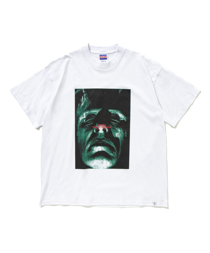 "Bedwin & Heartbreakers ""M.SHELLY S/S Tee"""
