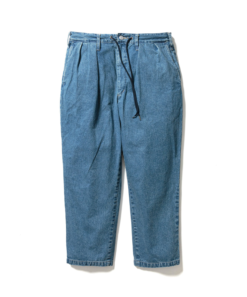 "Flagstuff ""Choho Relay Pt Style 2"" Denim/Washed Blue"