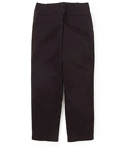 "Sandinista MFG ""B.C. Chino Pants Wide"" Black"