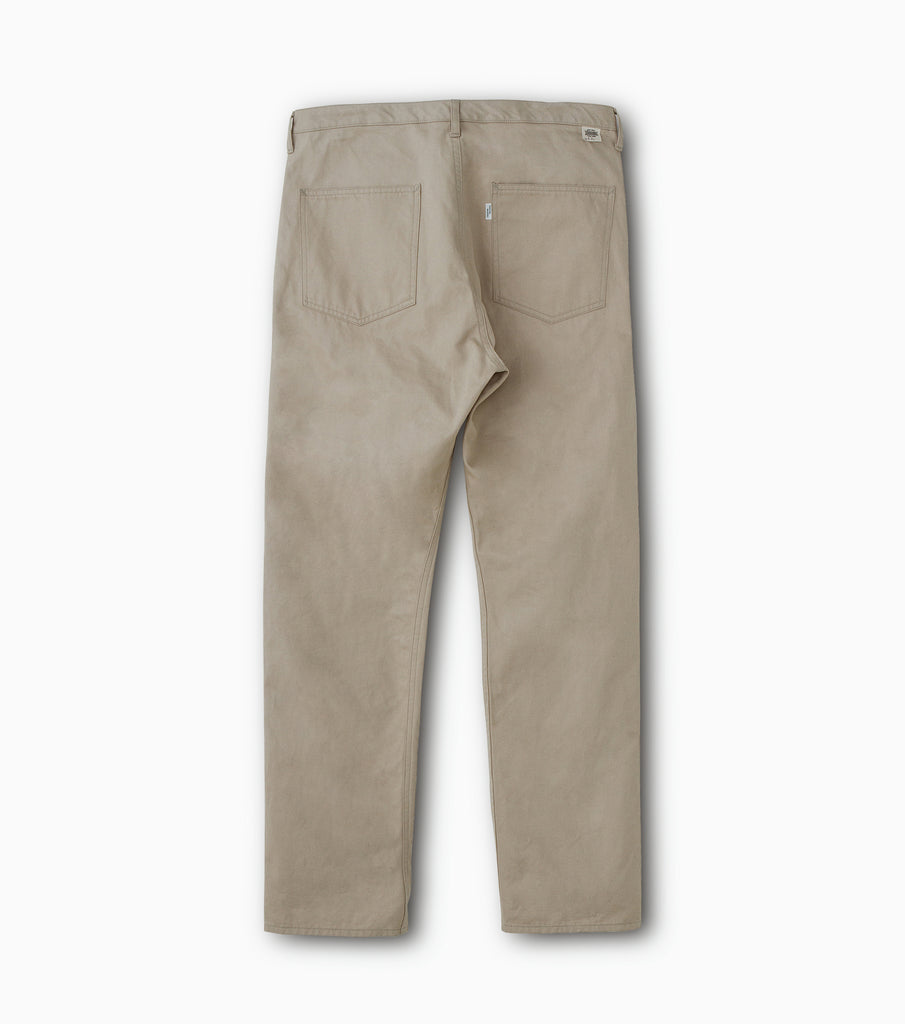"PHIGVEL MAKERS & Co. ""Mcqueen Trousers"" Sand"