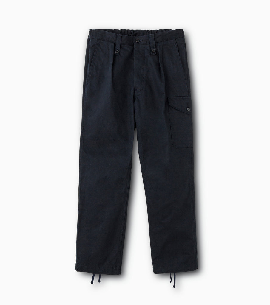 "PHIGVEL MAKERS & Co. ""Easy Fatigue Trousers"" B.Navy"
