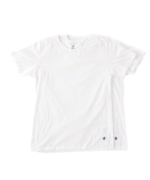 "Sandinista MFG ""Cadet Crew Neck 2-Pack Tee"" White"