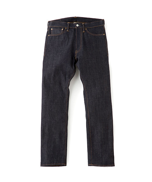 "Sandinista MFG ""B.C. Denim Pants Straight"" Indigo"