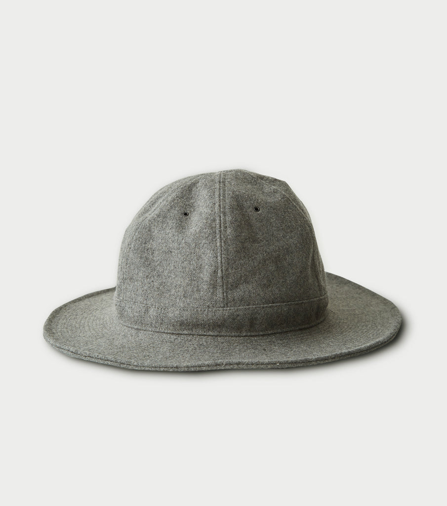 "PHIGVEL MAKERS & Co. ""CW Fatigue Hat"" Taupe"