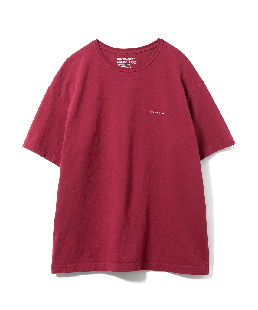 "Sandinista MFG ""Bull Shit"" Burgundy"