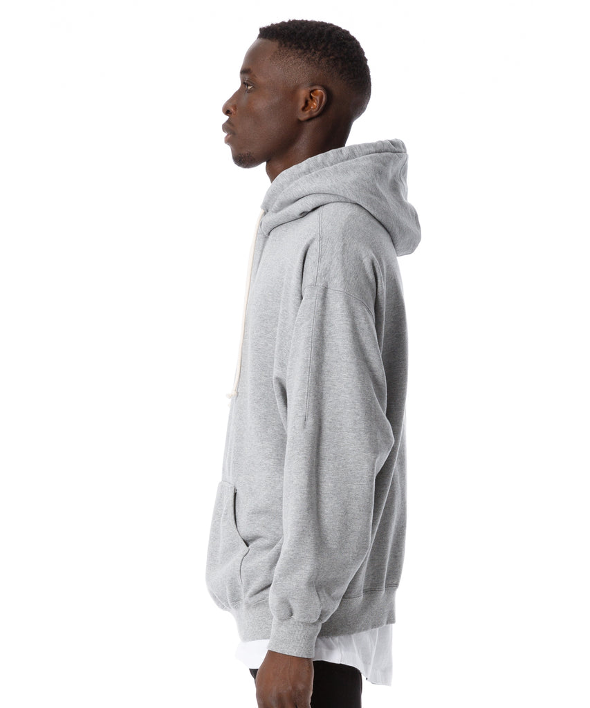 "Sandinista MFG ""Hoodie Sweat Shirt"" Heather Gray"