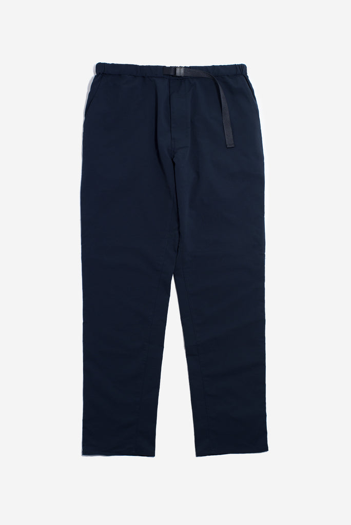 "nanamica ""nanamican ALPHADRY Club Pants"" Dark Navy"