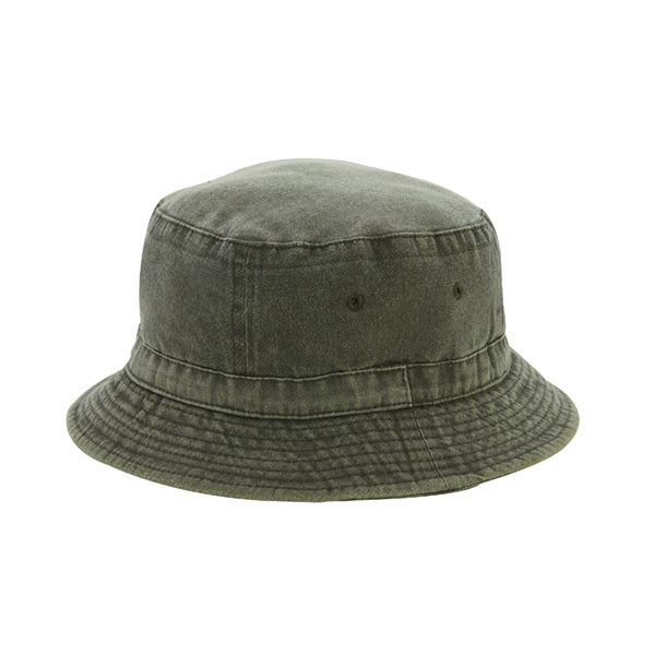 "Cobracaps ""Cotton Twill Bucket Hat"" Cactus"