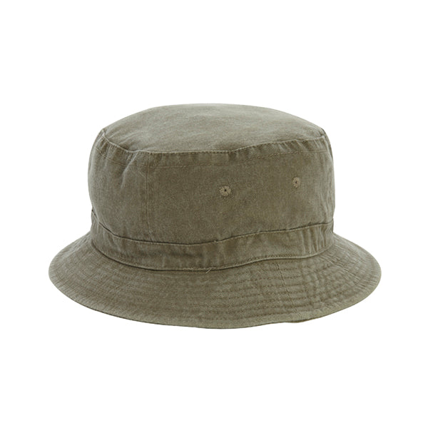 "Cobracaps ""Cotton Twill Bucket Hat"" khaki"