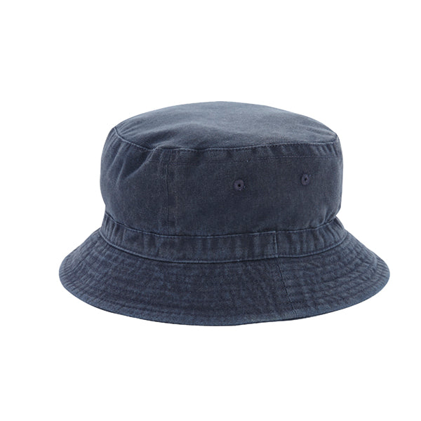 "Cobracaps ""Cotton Twill Bucket Hat"" Navy"
