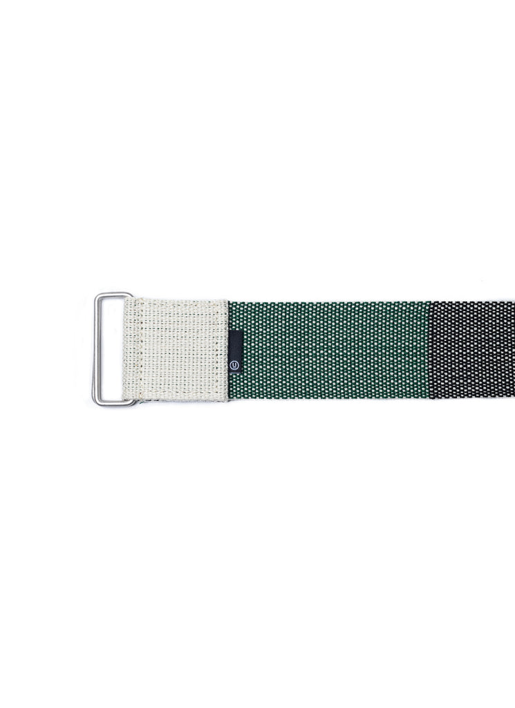 "UNDERCOVER ""UCZ4W01 Multi Color Tape Belt"" Ivory Base"