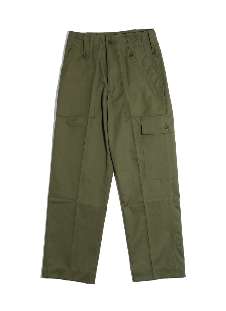 British Army Fatigue Pants from 1980's