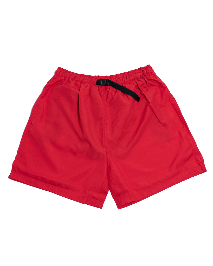 "Cobracaps ""Microfiber Shorts"" Red"