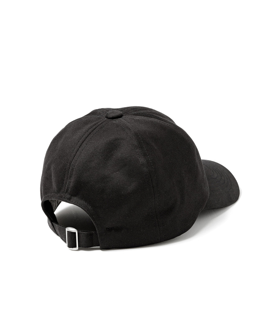 "Sandinista ""Chino 6-Panel Hat"" Black"