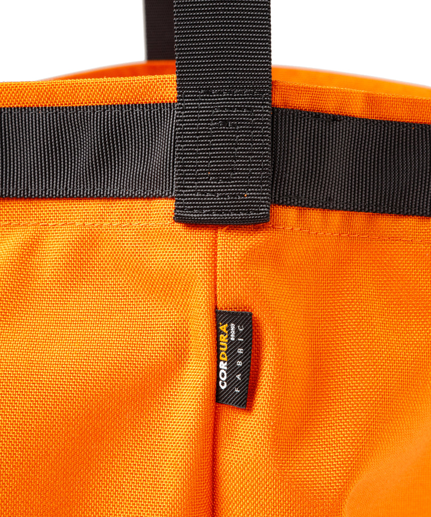 "Sandinista MFG ""Cordura Nylon Shoulder Bag"" Orange"