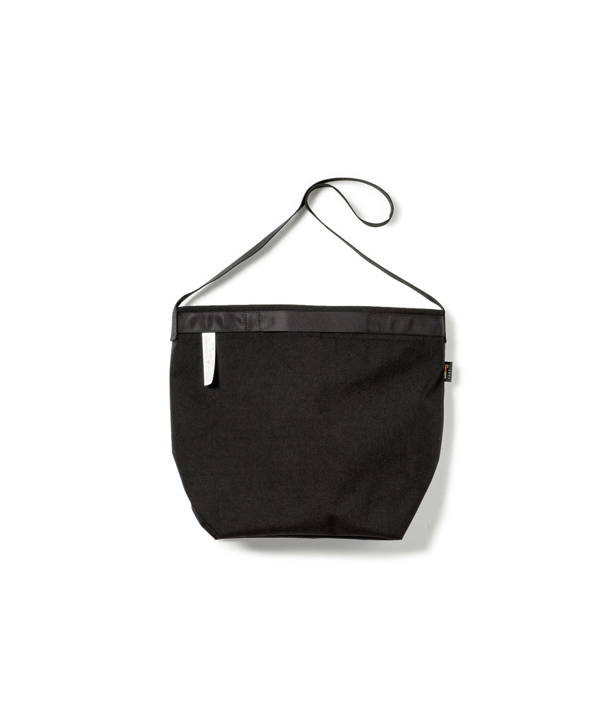 "Sandinista MFG ""Cordura Nylon Shoulder Bag"" Black"